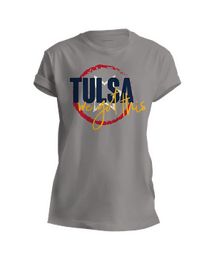 we got this tulsa t-shirt