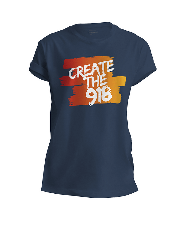 create the 918 t-shirt