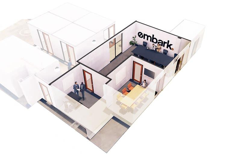 team suite rendering